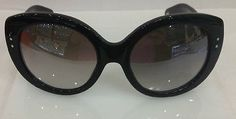 NEW AUTHENTIC MARC JACOBS MJ 367/S COL 807NQ BLACK PLASTIC SUNGLASSES FRAME S