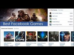 Best Facebook Games - 2017 (Top 50+) Latest Android Games, Android Apps, Android Tutorials, Games 2017, Best Facebook, Single Player, Hacks, Tips, Advice