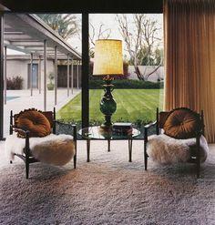 Frank Sinatra 's living room