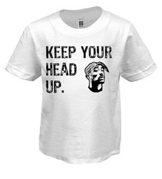 "Toddler ""Keep Your Head Up"" Tee $22 stylinbabesco.storeenvy.com"