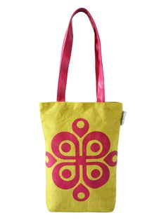 So, you want to go to your college and are confused about which bag to carry. A bag that showcases your style, love for fashion and yet helps you stand out from the crowd. This printed Jute bag from Earthen Me can be a great choice. Reason why it will help you to stand out is simple because it makes a unique eco fashion statement like nothing else before.  http://www.earthenme.com/New-Arrivals/Full-Print-College-Yellow-Tote-Bag-id-2030506.html