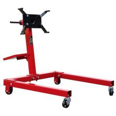 Big Red, 1,250 lb. Engine Stand, T25671 at The Home Depot - Tablet