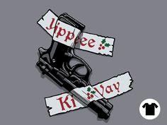 Yippee-Ki-Yay for $18