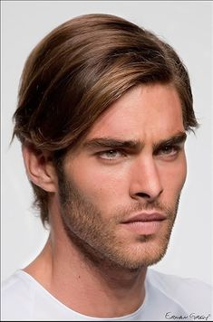 Jon Kortajareña, a Spanish model.