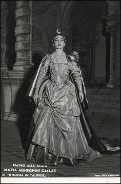 Maria Callas - Gluck - Iphigénie en Tauride 01 06 1957