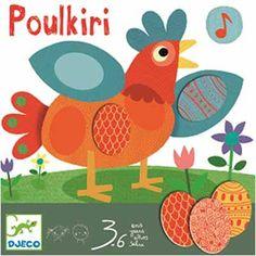 DJECO - Poulkiri - Jeux de société et stratégie - Pour Maëlle, maintenant !