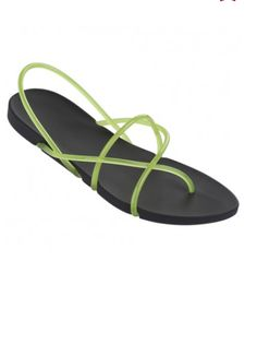 best service 8f587 35f18 boutique flirt - Ipanema Philippe Starck Thing G Black Yellow,  38.00… Most  Comfortable Flip