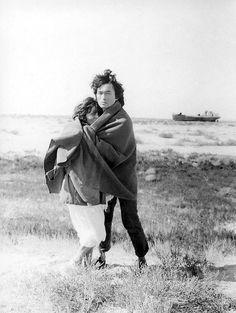 """Film """"L'aiguille"""" (Mer d'Aral en octobre 1987)"""