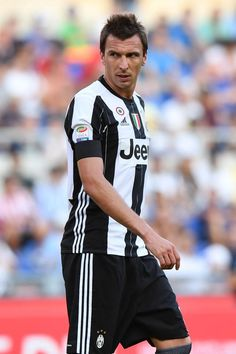 Juventus: Mario Mandzukic.