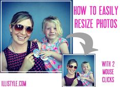 How to Easily Resize Your Photos without Expensive Software