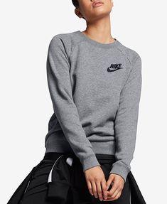Image 1 of Nike Sportswear Rally French Terry Sweatshirt