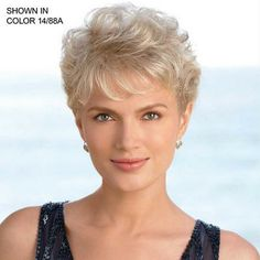 Sheer Touch Moderate Hairpiece by Paula Young #hair #wig