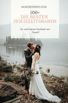 Mach deine Hochzeit zum Erlebnis mit der perfekten Musik! Buche jetzt deine Hochzeitsband auf musicbooking.com! Wedding Dresses, Fashion, Musik, Wedding, Bride Dresses, Moda, Bridal Gowns, Fashion Styles