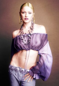Madonna shot in 1992 by Steven Meisel