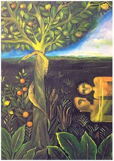 Visions from Garden of Eden – Suad Al-Attar Garden Of Eden, Adam And Eve, Religious Art, Figurative Art, Fairy Tales, Forests, Paintings, Board, Modern