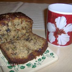 I have tasted many Banana Bread recipes but this one is different. I have never tasted a BB this moist and the macadamia nuts make it more special. This bread brings back wonderful memories of KONA HAWAII. You can also add walnuts if you don Banana Nut Bread, Banana Bread Recipes, Fruit Bread, Dessert Bread, Delicious Desserts, Dessert Recipes, Yummy Food, Snacks Recipes, Bakken