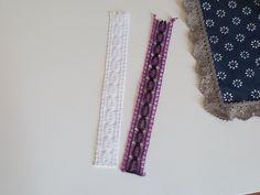 トヨまるさんのループシリーズ。基本型です。まず見本帳用の糸で編んで仕組みを理解して、応用に色を工夫して編んできてくださいました。布付けして、もしくはアクセサリーにできそうですね。26/20170220