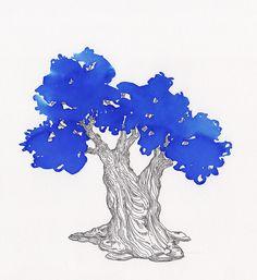 https://flic.kr/p/Ro1Rhz | Diamine ~ Royal Blue