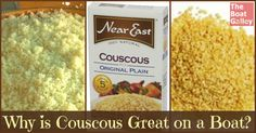 Couscous is a great alternative to pasta and rice in many recipes, using less water and cooking fuel AND ready in just 5 minutes.
