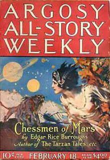 Un universo de Ciencia Ficción: 1898- THE ARGOSY / ALL-STORY