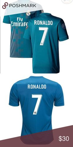 17 18 Cristiano Ronaldo Real Madrid (3rd kit) 2017 2018 Cristiano Ronaldo b64cfe503