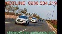 Chevrolet Hà Nội tổ chức lễ ra mắt Captiva Revv mới 15/4/2016