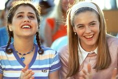 """19 Hidden Gems In """"Clueless"""" You Missed (Buzzfeed)"""