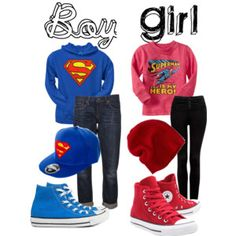 cute outfits superman | Cute Summer Outfit - Polyvore