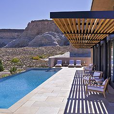 Luxury Villas Utah, Luxury Aman Villas at Amangiri -