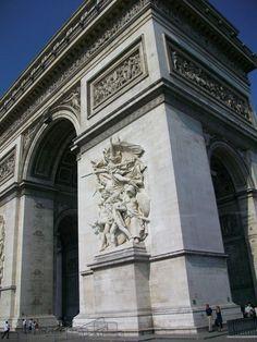 L'Arc de Triomphe' France