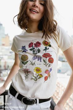 Slide View: 1: Future State Flower Chart Tee