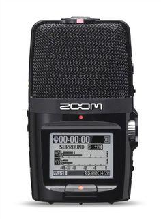 Zoom H2n Handy Recorder $189.99