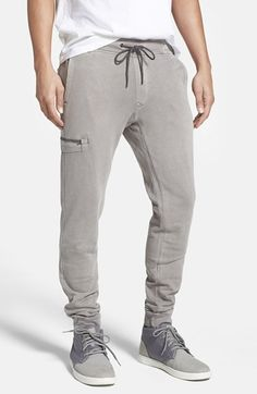 Jeremiah+'Frazier'+French+Terry+Jogger+Pants+available+at+#Nordstrom