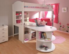 Stompa Casa 4: Can only find in UK. Love the pull-out desk and couch to twin bed...
