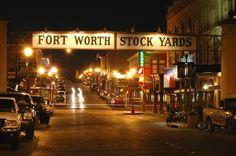 Ft. Worth TX Stockyards - Cattleman's Club - BEST STEAK EVER!