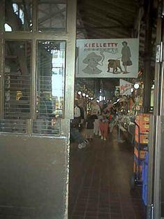 Market hall Marketing, Finland, Shopping