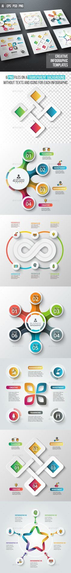 Buy Business infographic diagrams by on GraphicRiver. Set of vector star, circles and other elements for infographic. Template for cycle diagram, graph. Business concept w. Infographic Resume, Free Infographic, Infographics Design, App Design, Icon Design, Strategy Map, Design Presentation, Design Typography, Frases