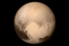 Pluto pictures: Nasa reveals first high-resolution images of planet's surface