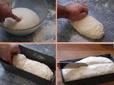 Resultado de imagen para como elaborar pan de sandwich