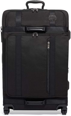 TUMI - Merge Extended Trip Expandable Packing Case Large Suitcase - Rolling Luggage for Men and Women - Black Best Luggage, Travel Luggage, Large Suitcase, Amazon Fulfillment Center, Mens Travel Bag, Suitcase Packing, Amazon Fba, Insulated Lunch Bags, Tumi