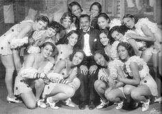 Shuffle Along 1933-Noble Sissle and chorusgirls