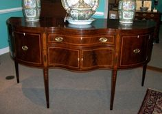 Baltimore Sideboard @ Moore House Antiques, Charleston.