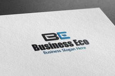 Check out Business Eco Style Logo by BDThemes Ltd on Creative Market