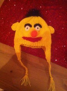 Mütze/Beanie - Bert-Mütze gehäkelt