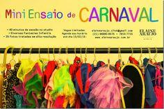 Mini ensaio Carnaval 2