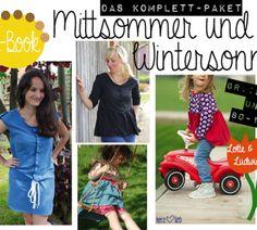 Ebook - Mittsommer & Wintersonne