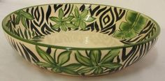 Saladeira Savana - Cerâmica