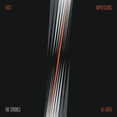 "Love this album cover. ""First Impressions of Earth"" by the Strokes"