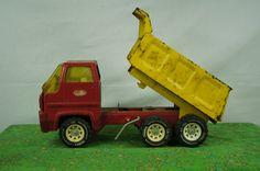 Tonka  Dump truck by TheVintageTrekker on Etsy