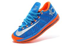 http://www.jordan2u.com/online-for-sale-nike-kd-6-vi-elite-photo-blueteam-orangesilver.html Only$72.00 ONLINE FOR SALE #NIKE KD 6 VI ELITE PHOTO BLUE/TEAM ORANGE-SILVER #Free #Shipping!